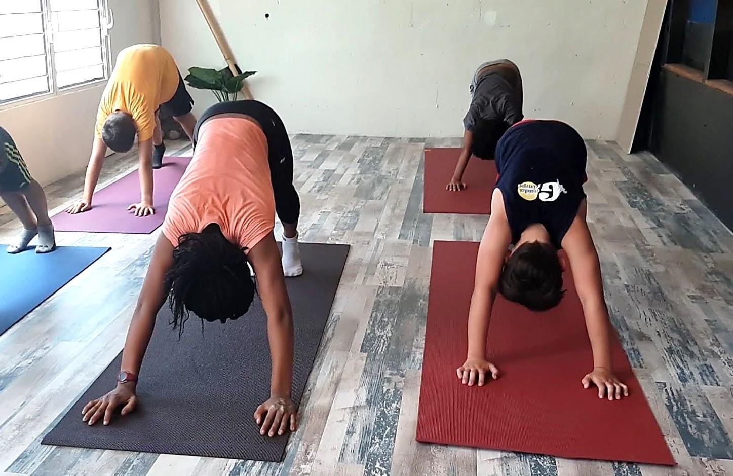 Yoga-stuadeloupe