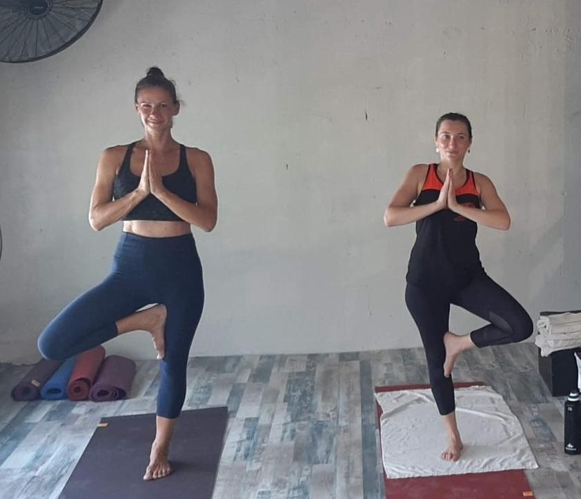 Sarah-yoga