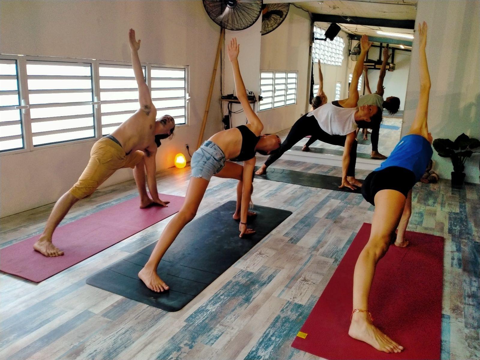 Yoga-Guadeloupe-Power